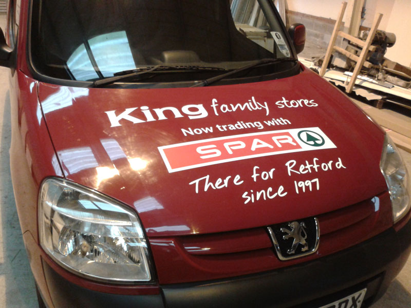 utilise your free advertising space on your vehicle, we can design eye catching graphics for your vehicle, we cover Nottingham, Lincoln, Derby, Sheffield, Rotherham, Newark and all surrounding areas